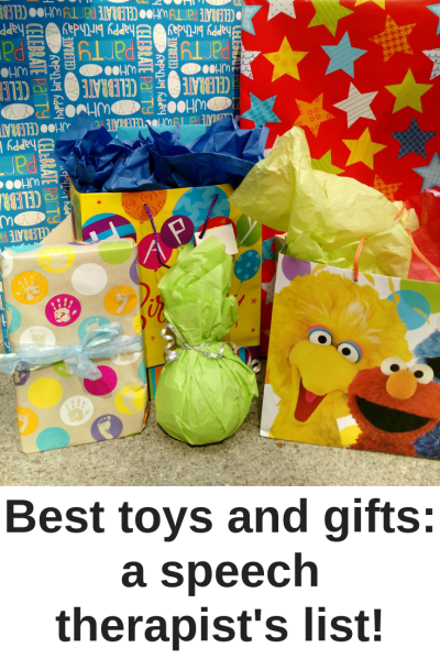 Best toys and gifts for speech therapy