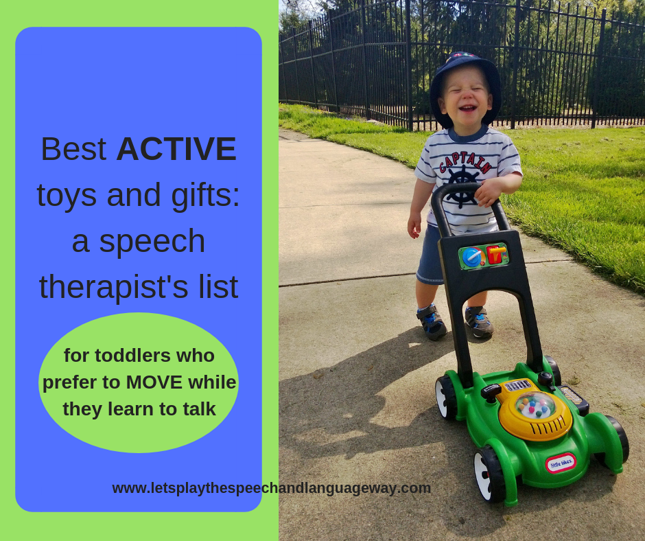 speech therapy toys