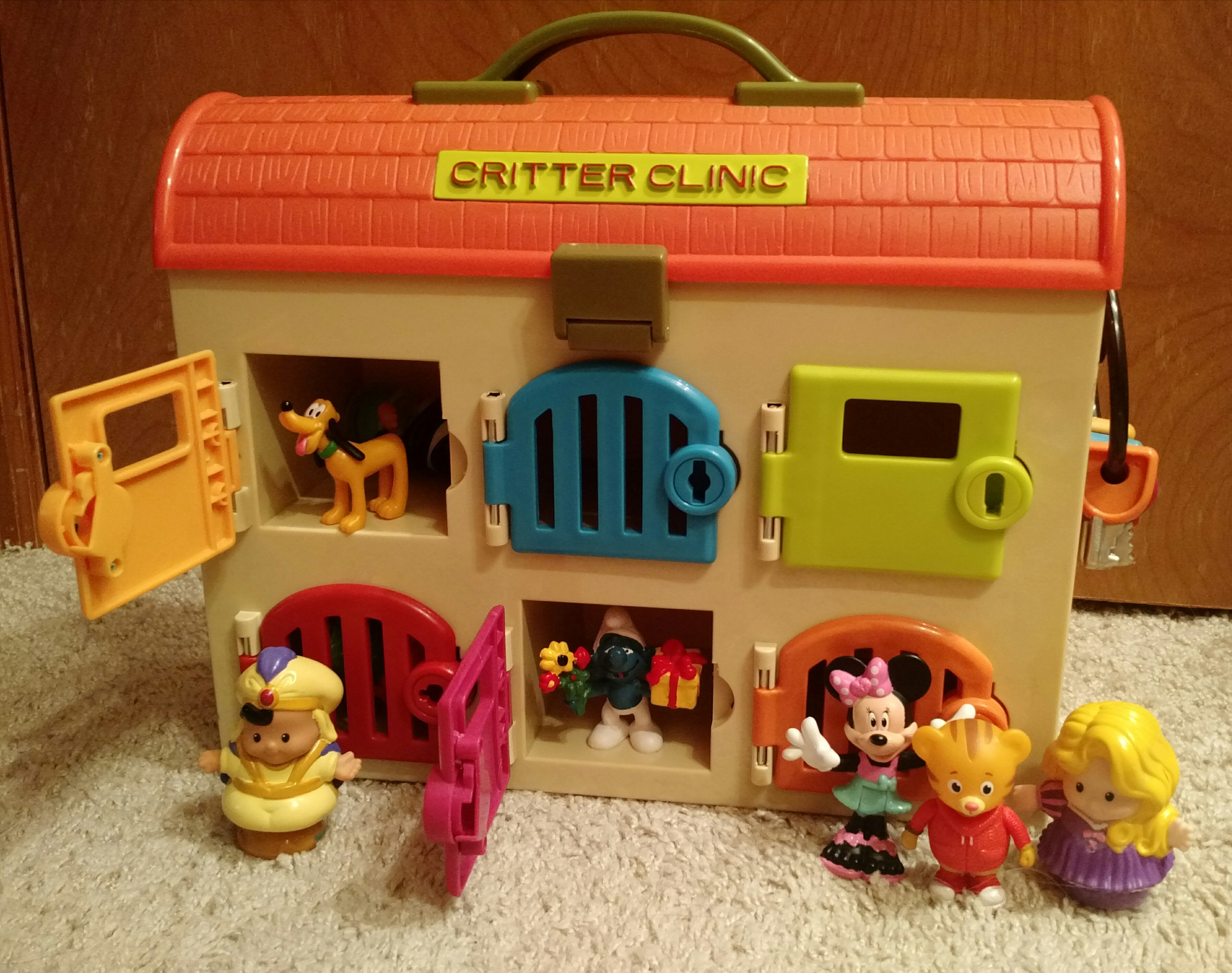 Toys with doors are so magical! The doors OPEN\u2026 and CLOSE! Ha! Seriously the doors can uncover all kinds of wonderful objects inside. & Playing with\u2026 DOORS \u2013 Let\u0027s Play: the speech and language way
