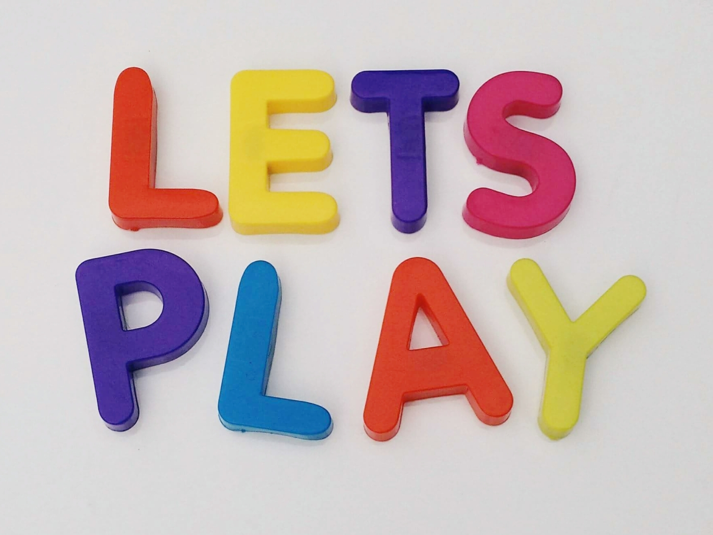 """Welcome to """"Let's Play!"""" Here you will find lots of ideas for playing with  little ones in order to help teach early communication skills."""