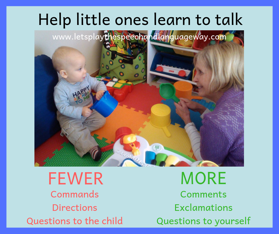 ideas for speech therapy at home