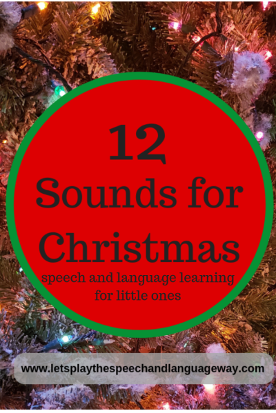 Christmas sounds for toddlers